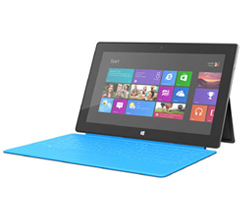 Microsoft Surface c Windows RT