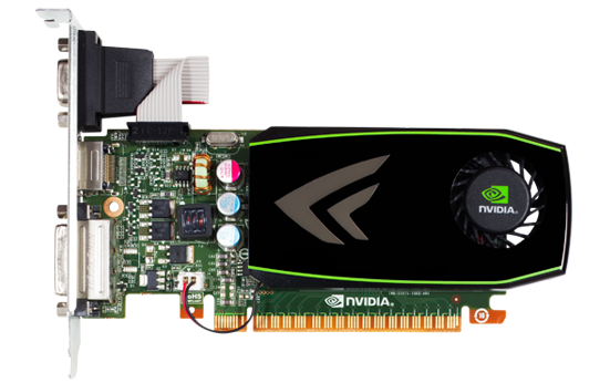 Драйвер для nvidia geforce 430 gt
