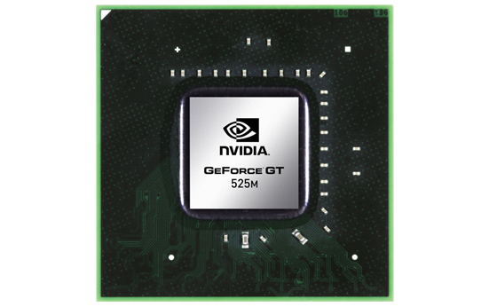 driver nvidia geforce gt 525m