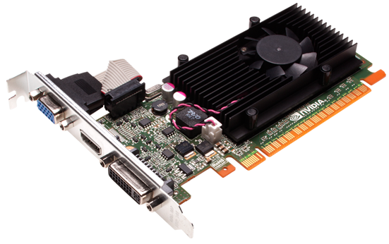 драйвер для nvidia geforce gt 520