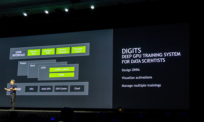 DIGITS: Deep GPU Training System for Data Scientists