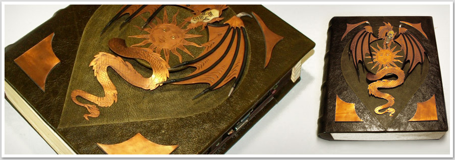 Dragon Book by GUR