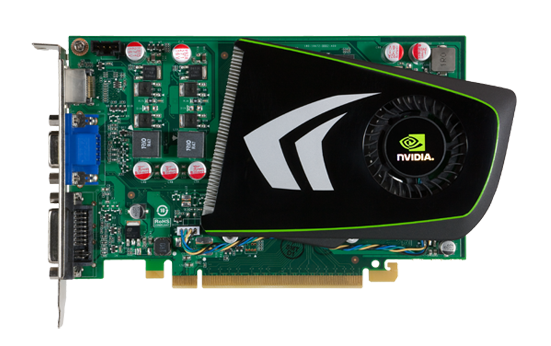 Nvidia Geforce 240 драйвер