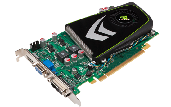 NVIDIA GEFORCE GT 320